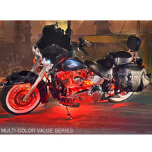 Multi-Color Touring/Bagger Motorcycle LED Light Kit