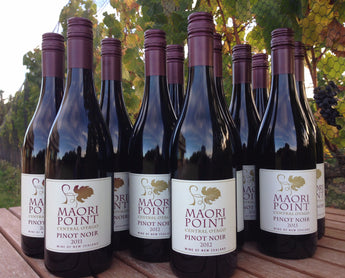 Pinot Noir Vertical (4x 2011, 4x 2012, 4x 2013 Pinot Noir) - Special Pricing & Free Shipping