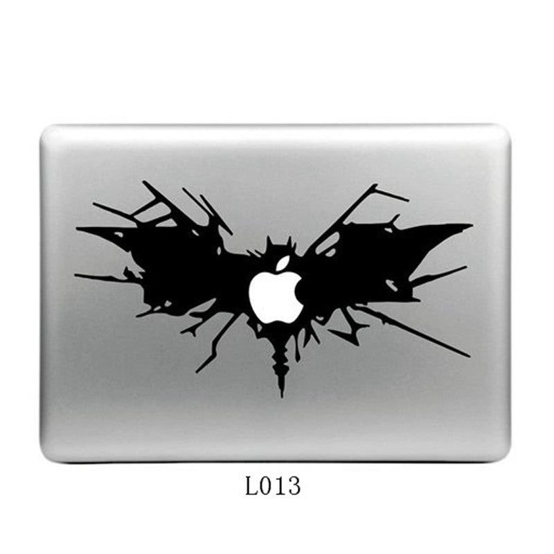 Cool Dark Knight Apple MacBook Decal