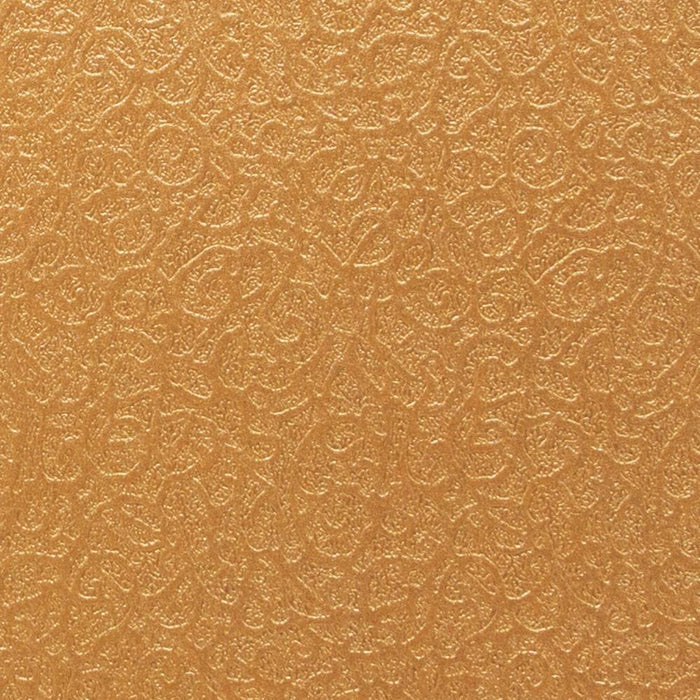 Craft Perfect - Speciality Card - Luxury Embossed - Bronze Labyrinth - A4 - 5 Pack - 9831E - tonicstudios
