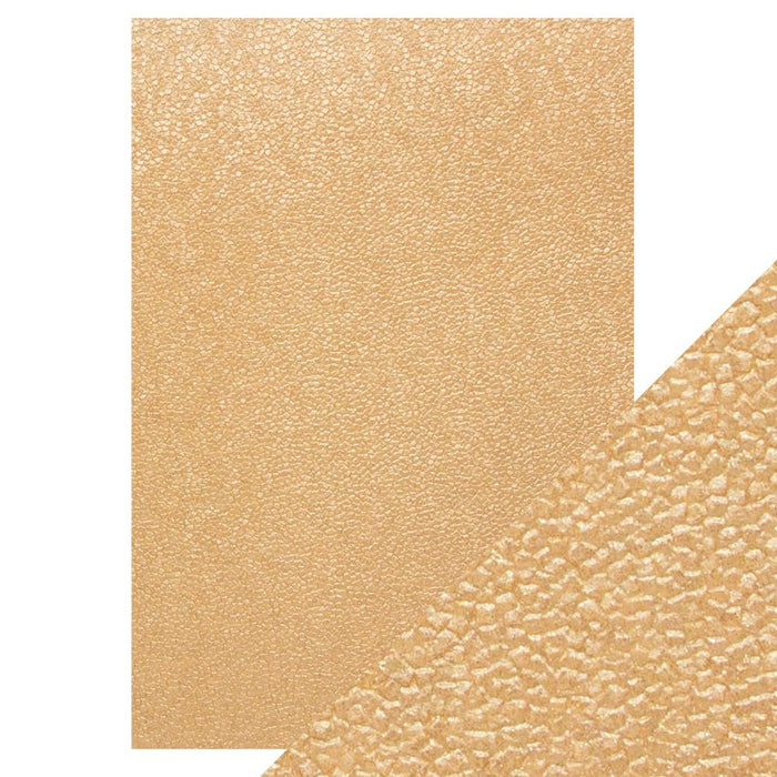 Craft Perfect - Hand Crafted Cotton Paper - Square Sequins - A4 (5/PK) - tonicstudios