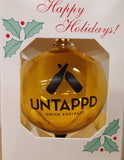 Untappd Ornament