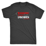 Warning Wearer May Start Droning About Drones At Any Moment Shirt