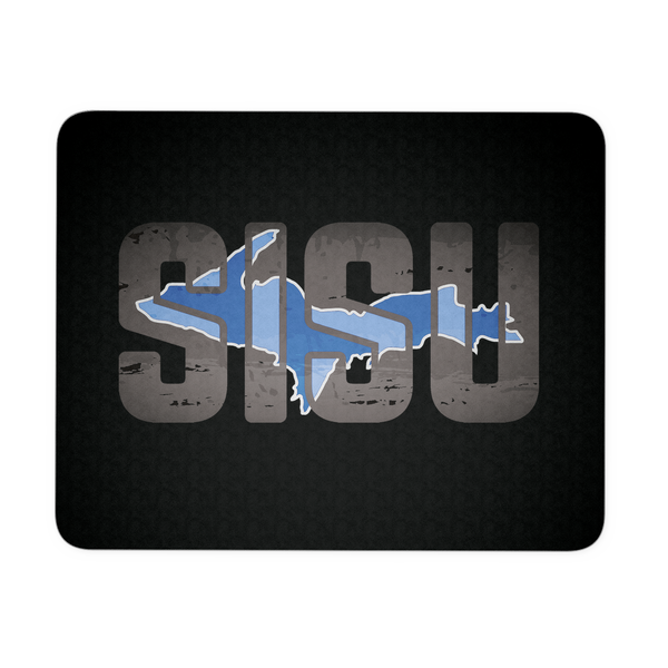 Finnish Sisu Mousepad