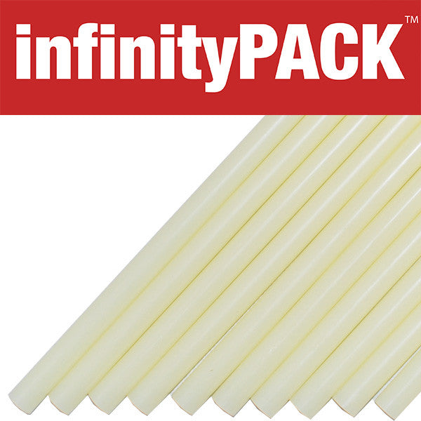 "Infinity Pack 1/2"" premium packaging hot melt glue stick"