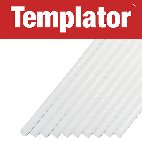 "Infinity Templator 1/2"" countertop templating hot melt glue sticks"