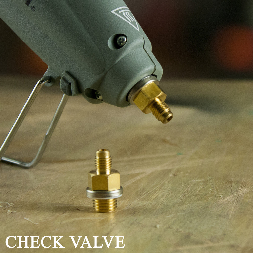 Surebonder 101 check valve assembly for all PRO Series nozzles