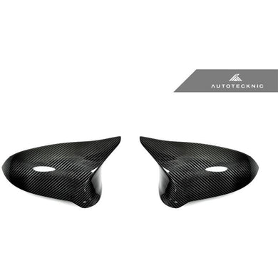 AUTOTECKNIC CARBON FIBER REPLACEMENT MIRROR COVERS - F80 M3 | F82 M4 - AEUROPLUG