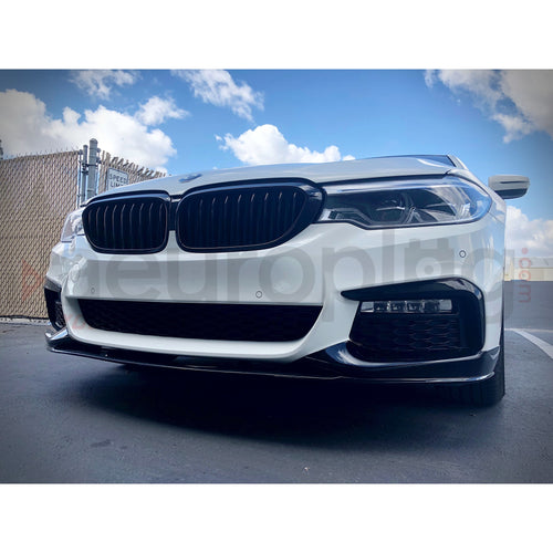 BMW G30 M PERFORMANCE STYLE FRONT LIP - AEUROPLUG