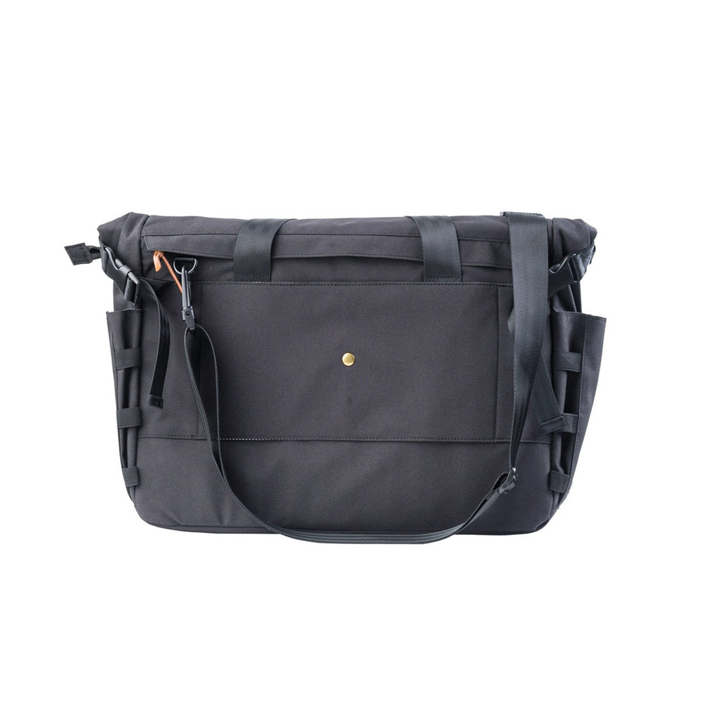PKG LB05 Expandable Travel Brief Bag - Black