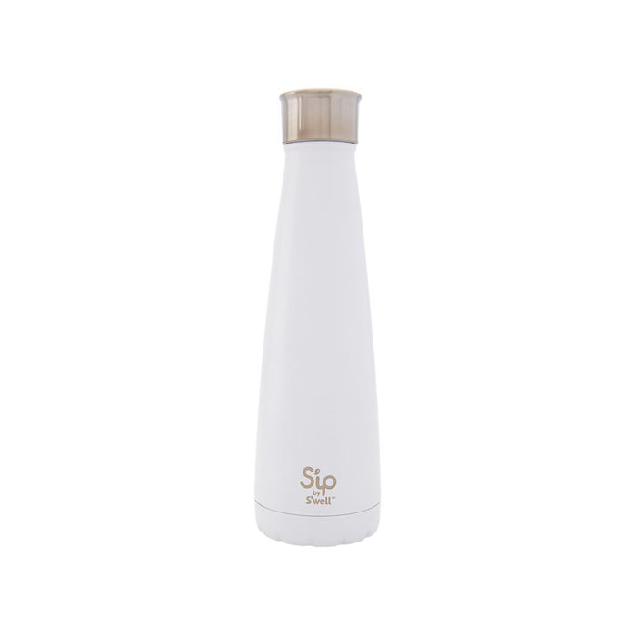 S'ip by S'well Water Bottle - Marshmallow White