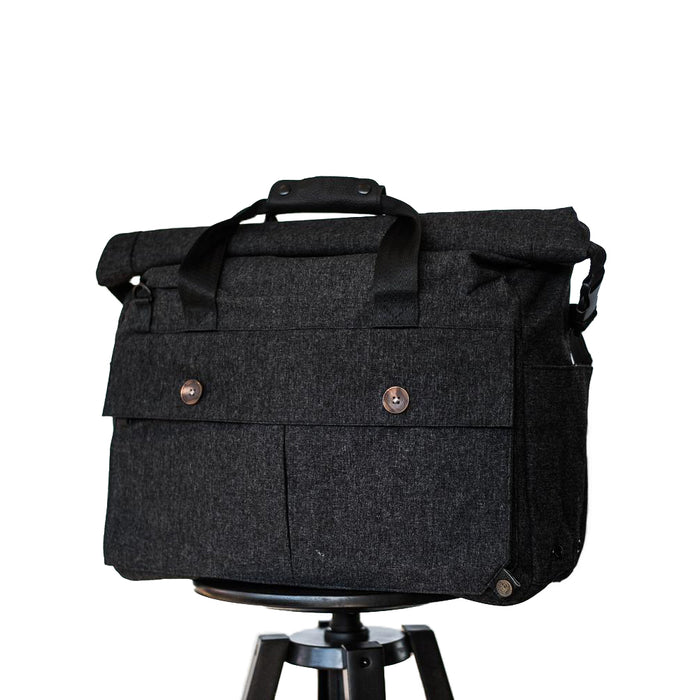 PKG LB05 Expandable Travel Brief Bag - Wool