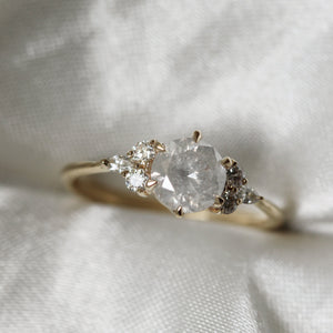 2 2 5 1 // 1.01CT icy diamond ryan ring - ready to ship