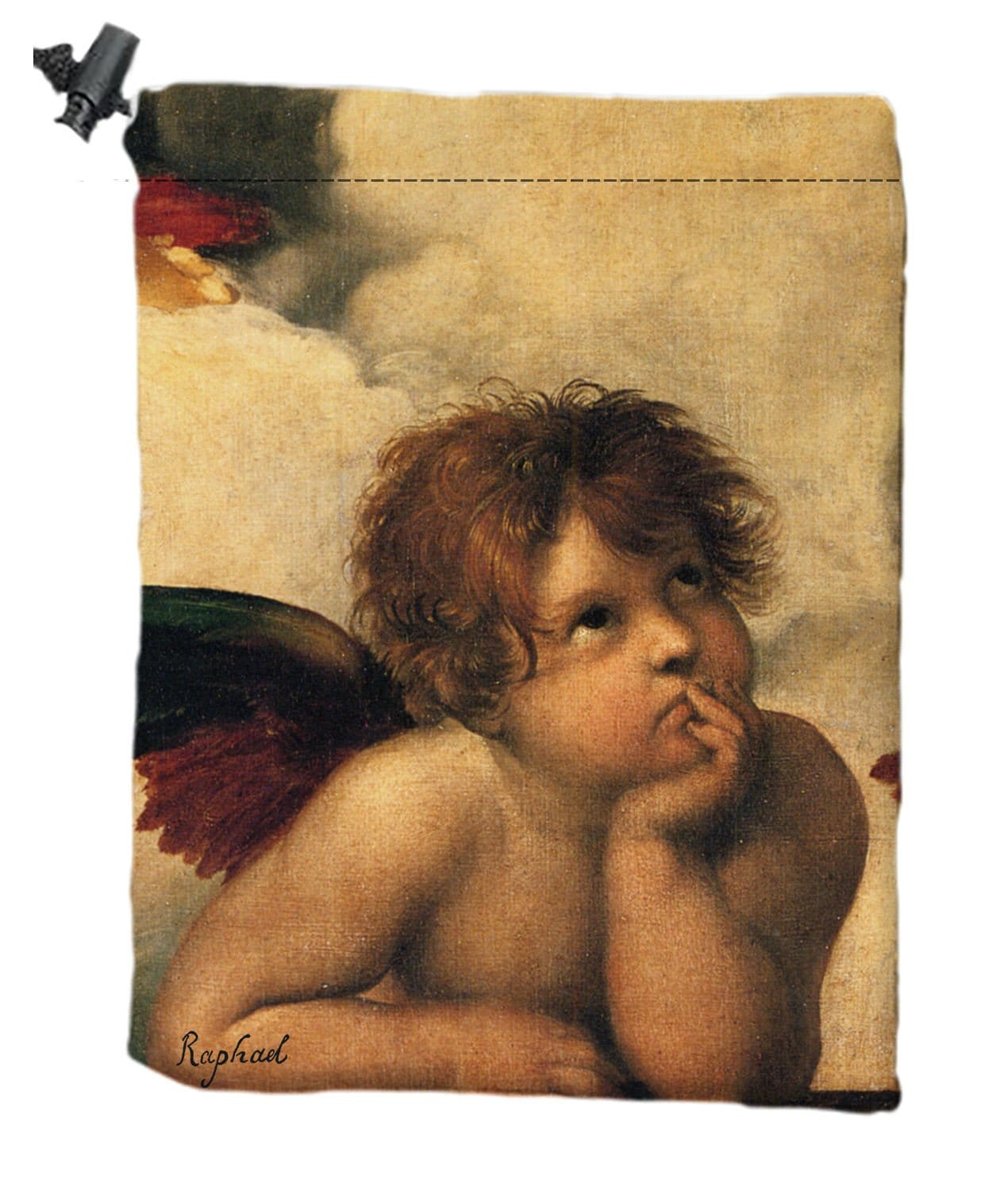 Angel Dice Bag by Raphael