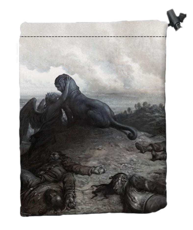 Carnage Dice Bag by Gustave Doré