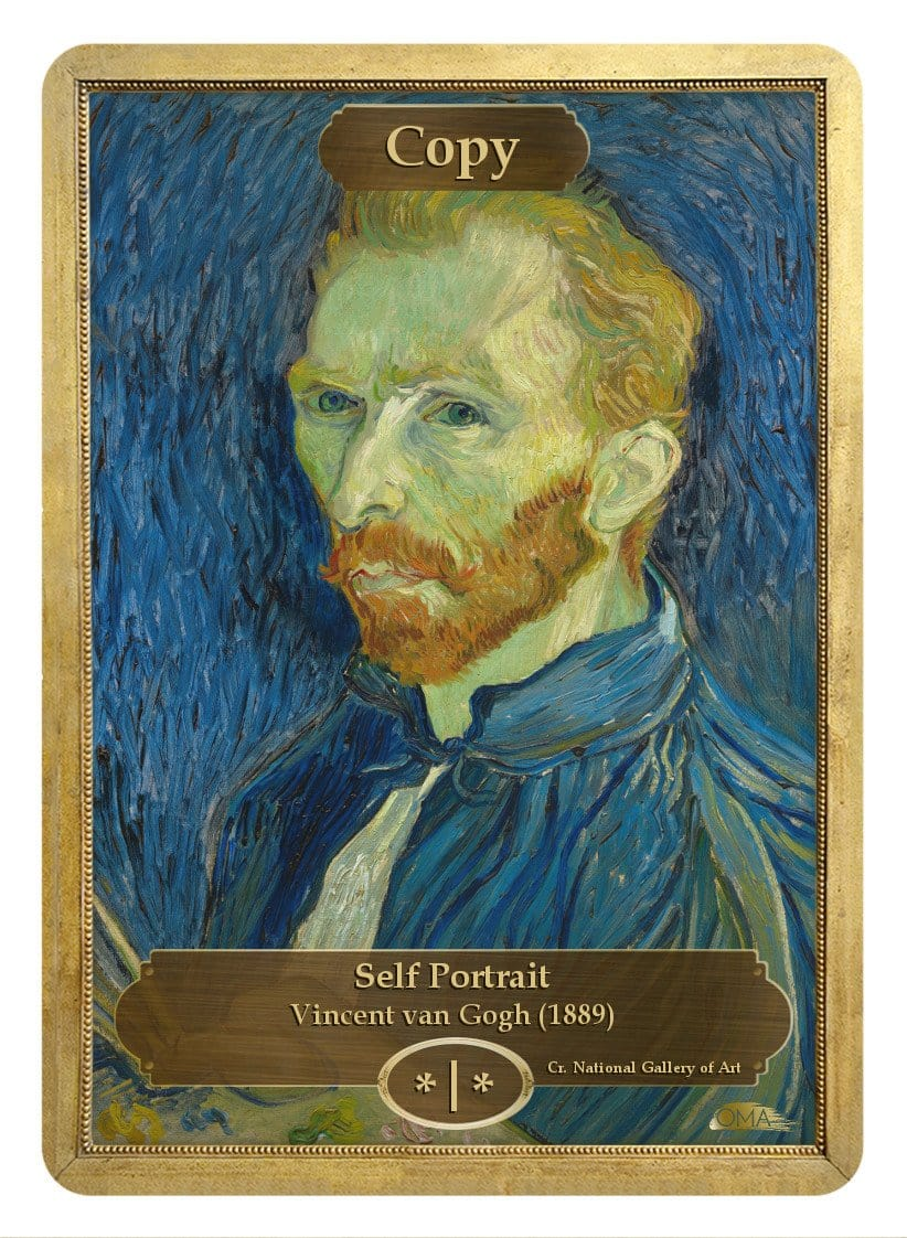 Copy Token (*/*) by Vincent van Gogh