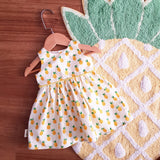 "[INSTOCK] Tea Party Dress ""Pineapple"""