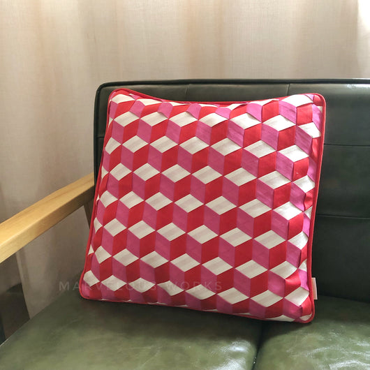 Fabric Weaved Cushion