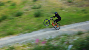 Nico Vink Loves Back Wheel in Whistler