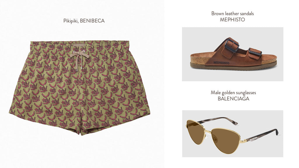 How to combine your Benibeca swimshorts at El Corte Ingles - Pikipiki