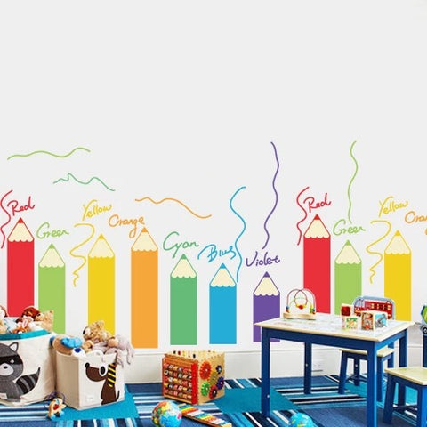 Wall Decals For Toddler Kids