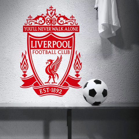 Liverpool Football Club Wall Decals