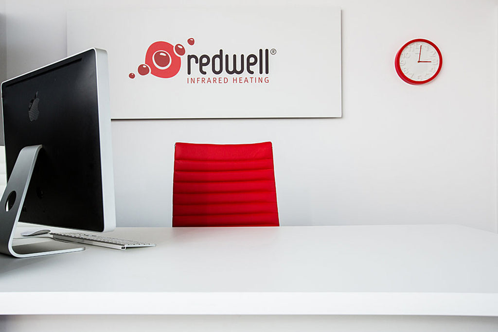 Redwell Infrared Heater Private Print Branding
