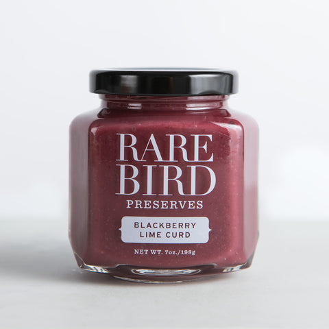 Blackberry Lime Curd - Rare Bird Preserves