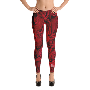 VF VINNYFOSTER ROSE LEGGINGS