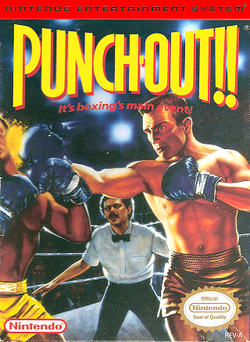 Punch Out - NES