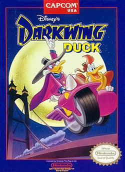 Darkwing Duck - NES