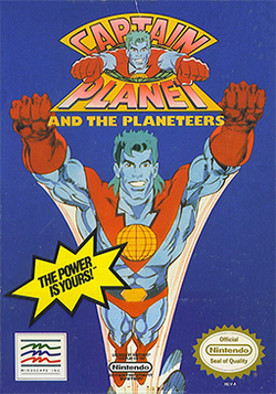 Captain Planet - NES