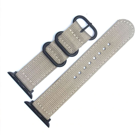 Nato Band for Apple Watch, Nylon Bracelet Replacement Strap