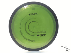 MVP Wave Distance Driver - MVP Distance Drivers - Disc 2 Basket Disc Golf Store