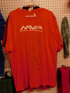 MVP Dry Fit T-Shirts - MVP Shirt - Disc 2 Basket Disc Golf Store