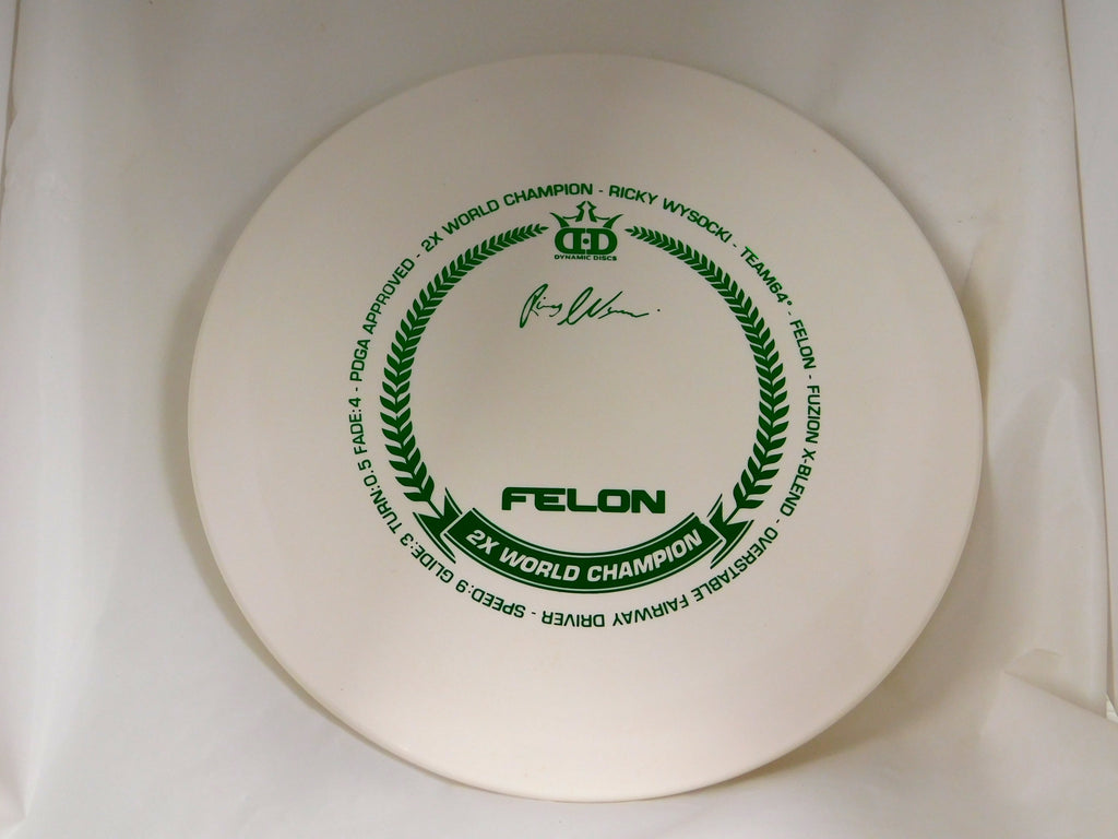Dynamic Discs Felon Fairway Driver - Dynamic Discs Fairway Drivers - Disc 2 Basket Disc Golf Store