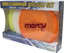 Latitude 64 World Champion Opto Disc Golf Starter Set - latitude 64 disc golf set - Disc 2 Basket Disc Golf Store