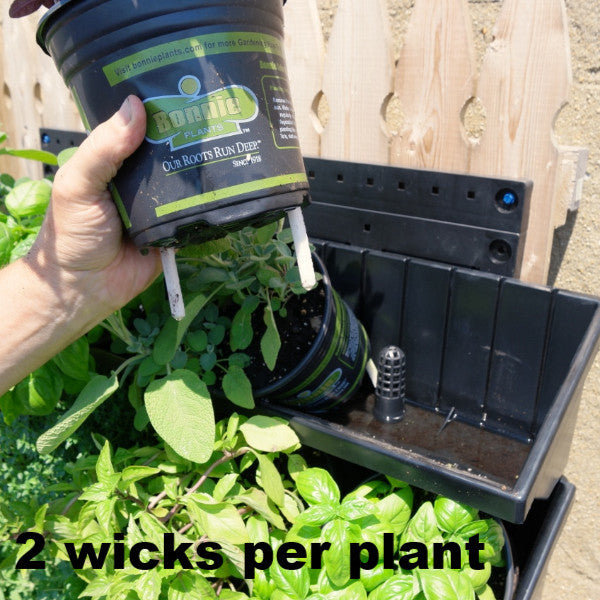 "GW 6""-Green Wall Vertical Planter Kit for 6"" grow pots."