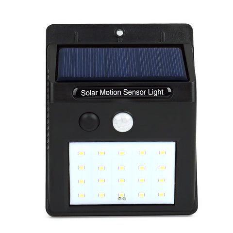 Led Solar Sun Power Pir Motion Sensor Wall Light 20 Led Outdoor Waterproof Energy Saving Street Yard Path Home Garden Security Lamp