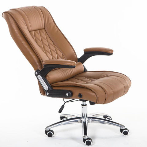 Leisure Lying Simple Modern Office Computer Chair Lifting Swing Swivel Chair Home Office Meeting Thickening Soft Boss Chair