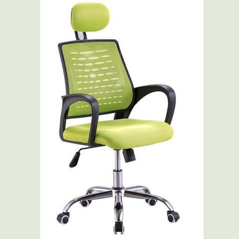 Wb#3186 Home Computer Special Offer Mesh Office Ergonomic Lift Bar Arch Staff Chair