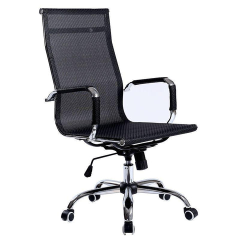 WB#3463 Post office computer staff conference swivel mesh chair lifting seat bow special offer