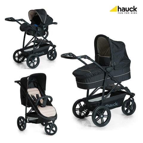 Rapid 3 Plus Trio Stroller Set - Hauck South Africa