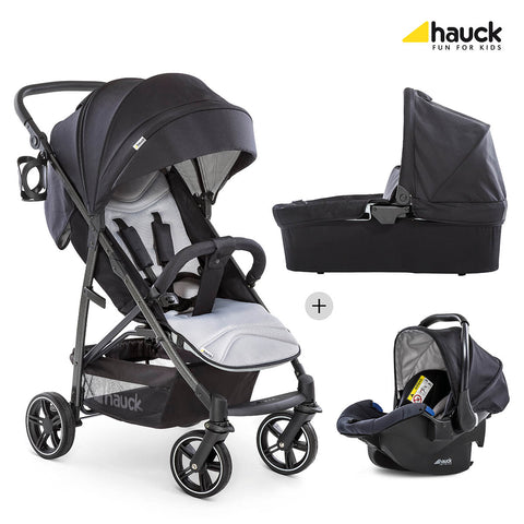 Rapid 4S Trio Stroller Set - Hauck South Africa