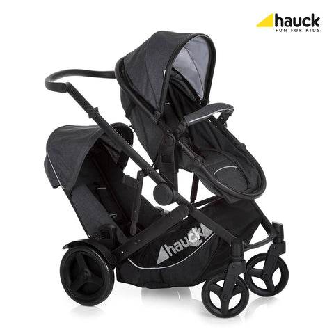 Duett 3 Twin Stroller - Hauck South Africa