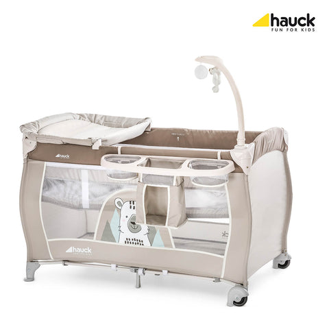 Babycenter Campcot - Hauck South Africa