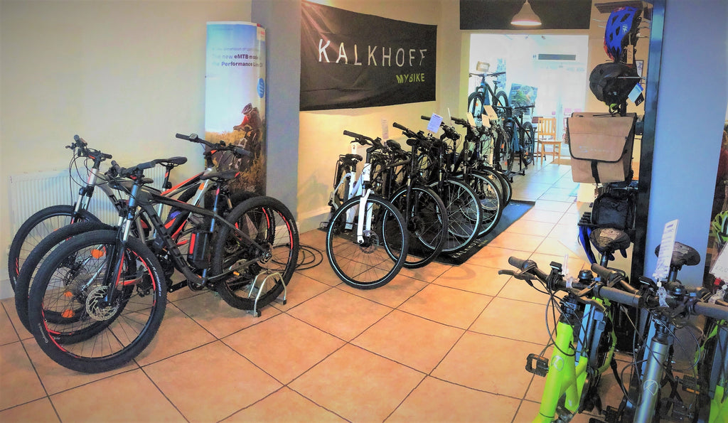 Our new Weymouth e-bike store is now open!