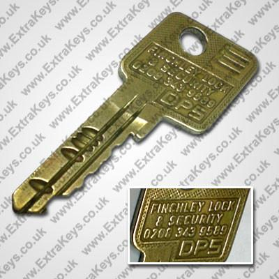 EVVA DPS Keys