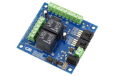 2 Relays + GPIO Offer Low-Cost I2C Switching