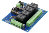 8 Channel High Current Wireless Relay Board